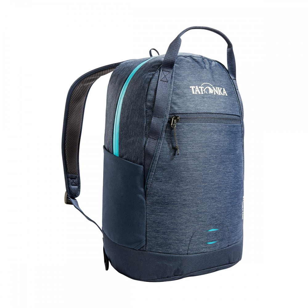 Рюкзак мужской Tatonka City Pack 15 navy синий