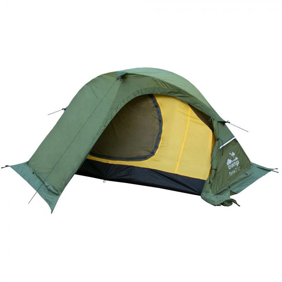 Палатка Tramp Sarma 2 (V2) (зелёный)