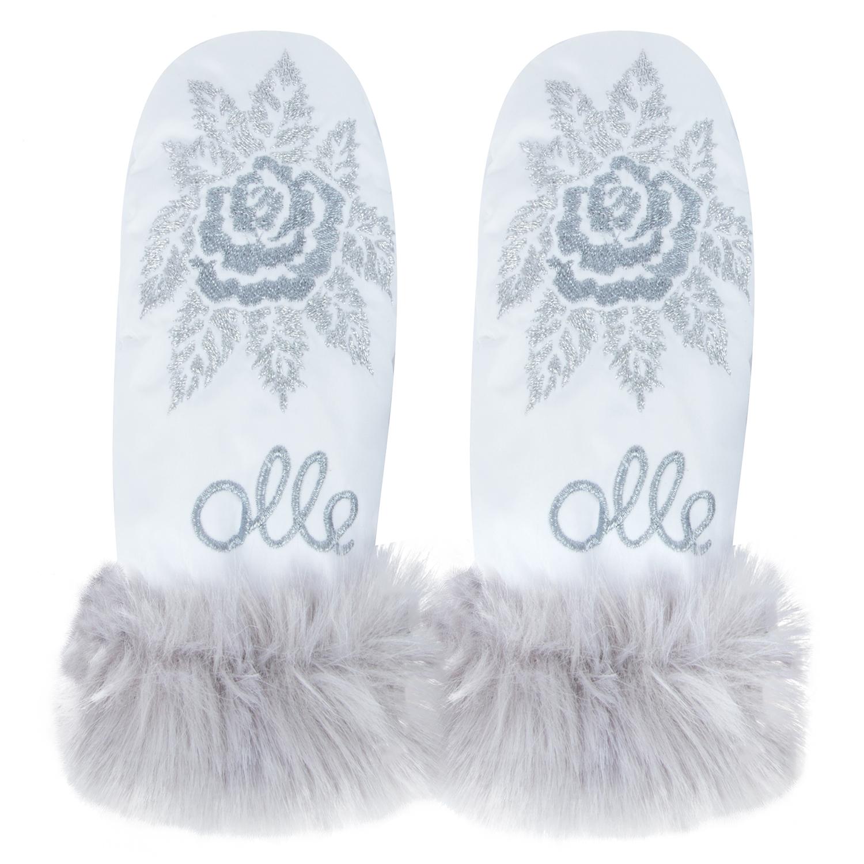 Варежки Olle Роуз белый р. GL001031977