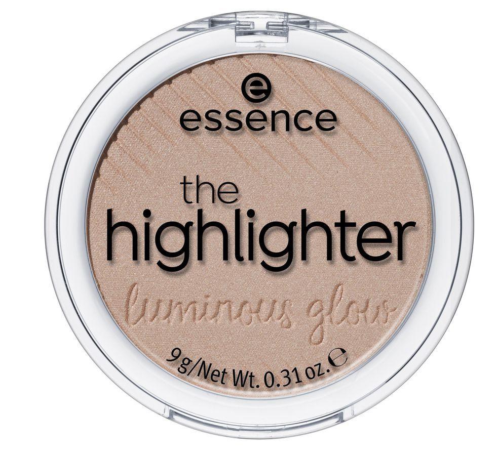 Купить Хайлайтер essence -the highlighter, 9 г - 01 mesmerizing