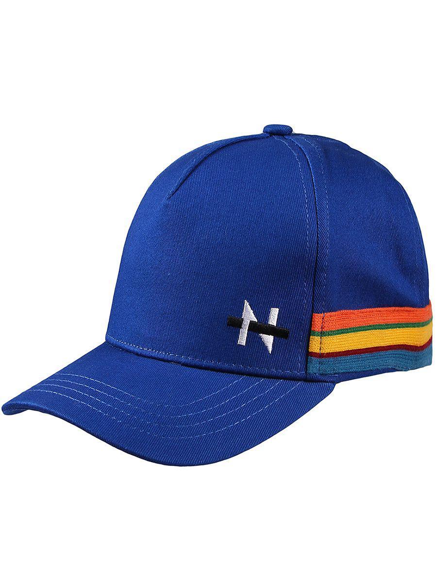 Бейсболка для мальчиков Noble People голубой
