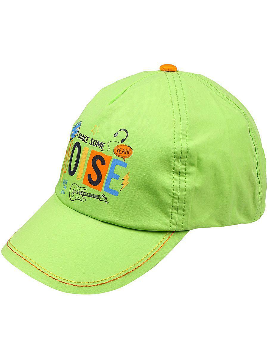 Бейсболка для мальчиков Noble People зеленый