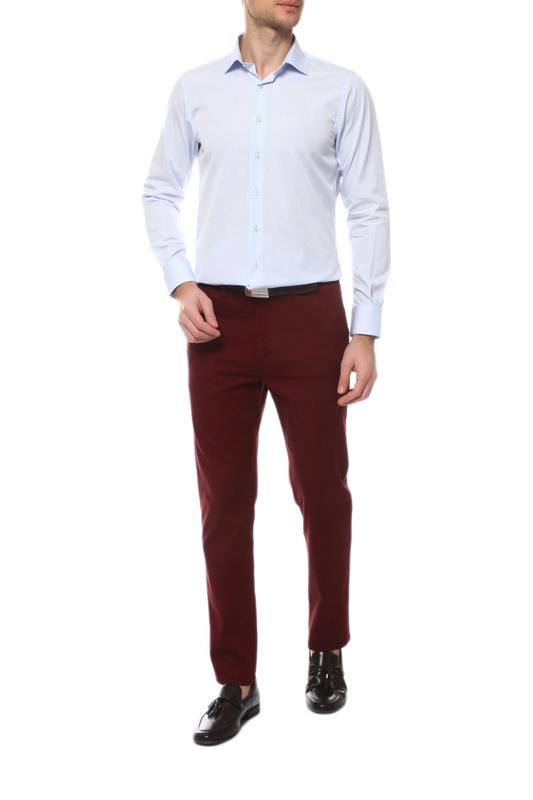 Рубашка мужская MONDIGO 16785 голубая XL