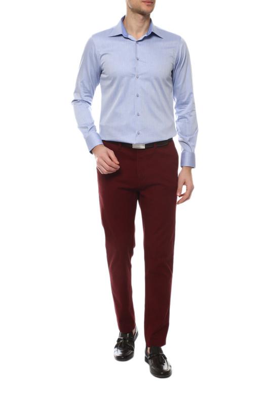 Рубашка мужская MONDIGO 16677 синяя L