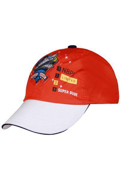 Бейсболка для мальчиков Noble People оранжевый
