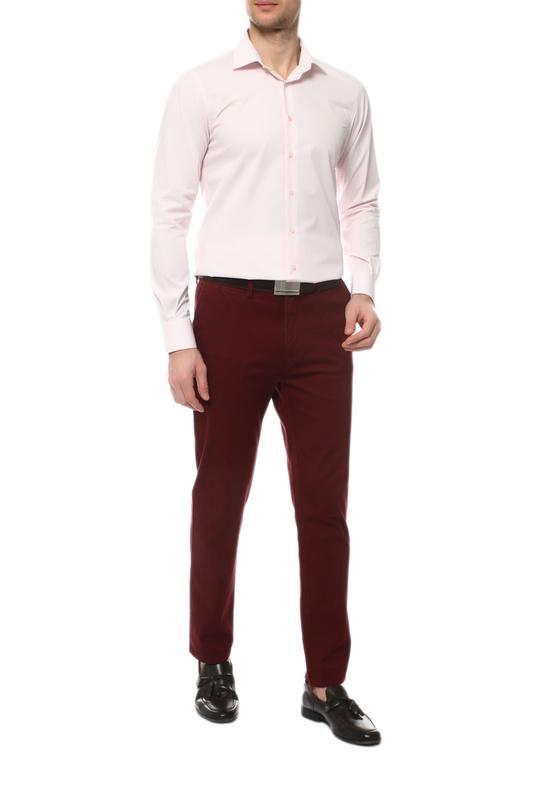 Рубашка мужская MONDIGO 16605 розовая L