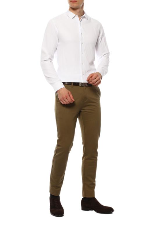 Рубашка мужская VAN CLIFF EXCLUSIVE 15952 белая 39-176
