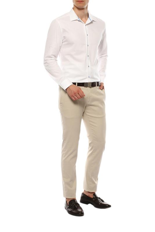 Рубашка мужская VAN CLIFF EXCLUSIVE 15829 белая 43-176