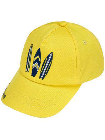 Бейсболка для мальчиков Mayoral желтый 51