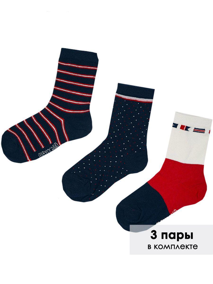 Носки для мальчиков Mayoral разноцветный 15,3