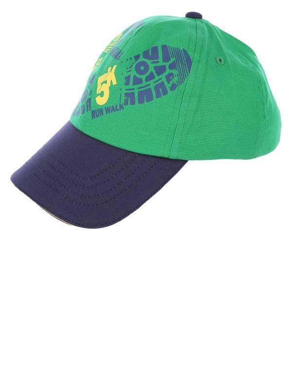 Бейсболка Чудо кроха BC 51750 зеленый р.50