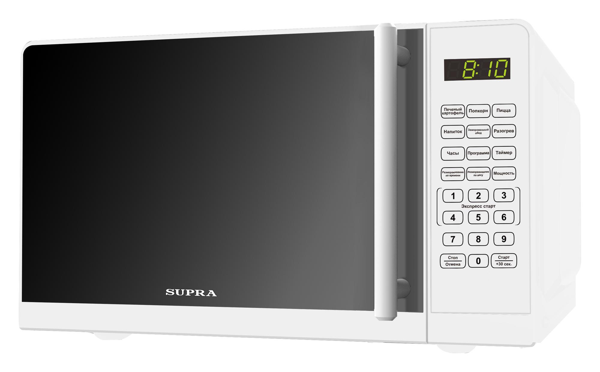 Микроволновая печь Supra 18SW22 White