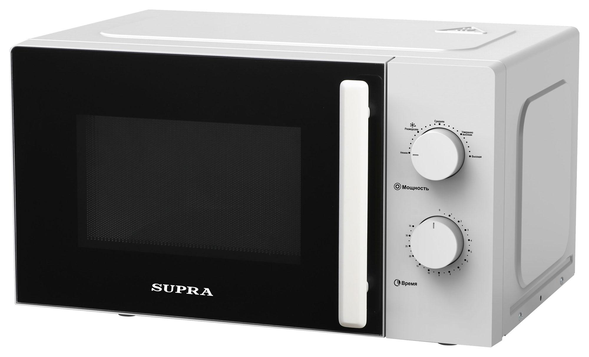 Микроволновая печь Supra 20MW22 White