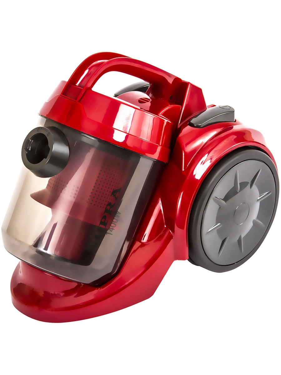 Пылесос Supra VCS 1491 Red