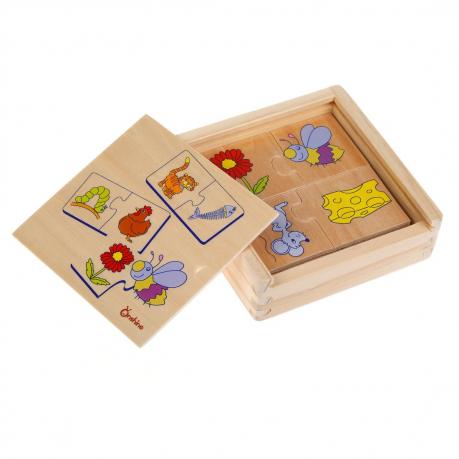 Купить Пазл-головоломка Найди соответствия Наша Игрушка 800524, Наша игрушка,