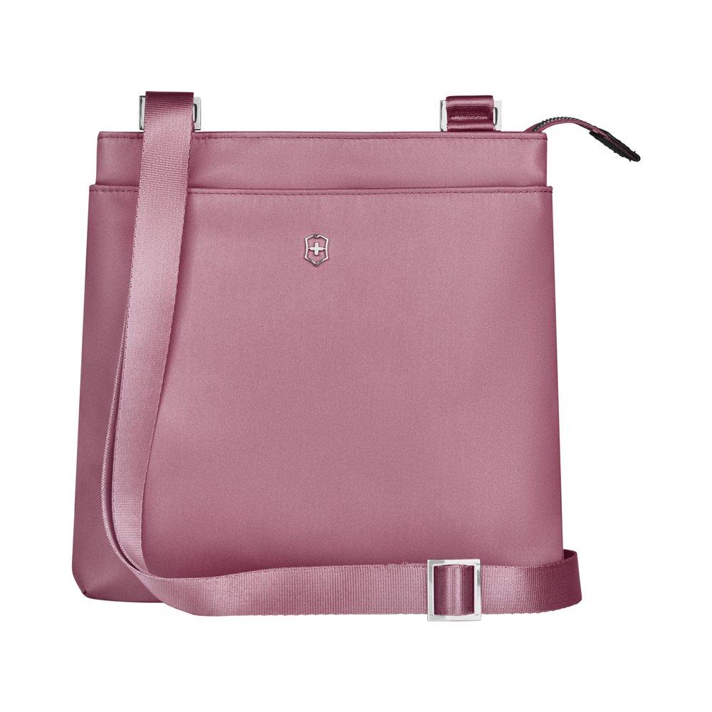 Сумка кросс-боди женская Victorinox Victoria Slim Shoulder Bag розовая
