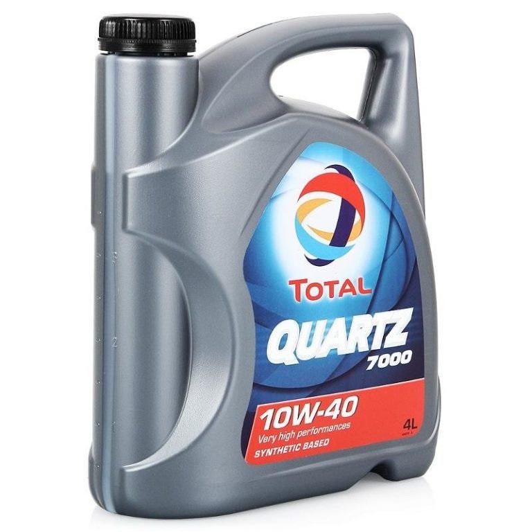 Моторное масло Totalquartz 7000 10w40 sn