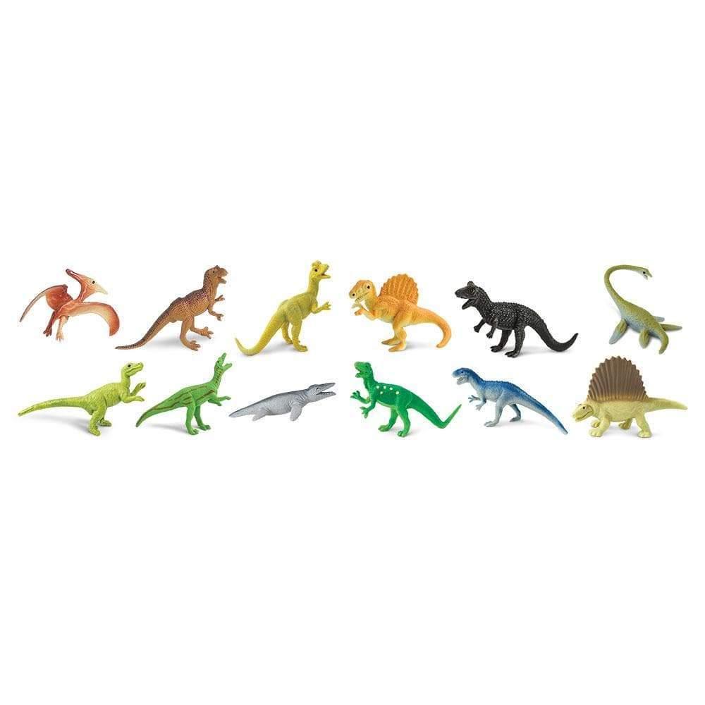 Набор фигурок Safari Ltd Плотоядные динозавры