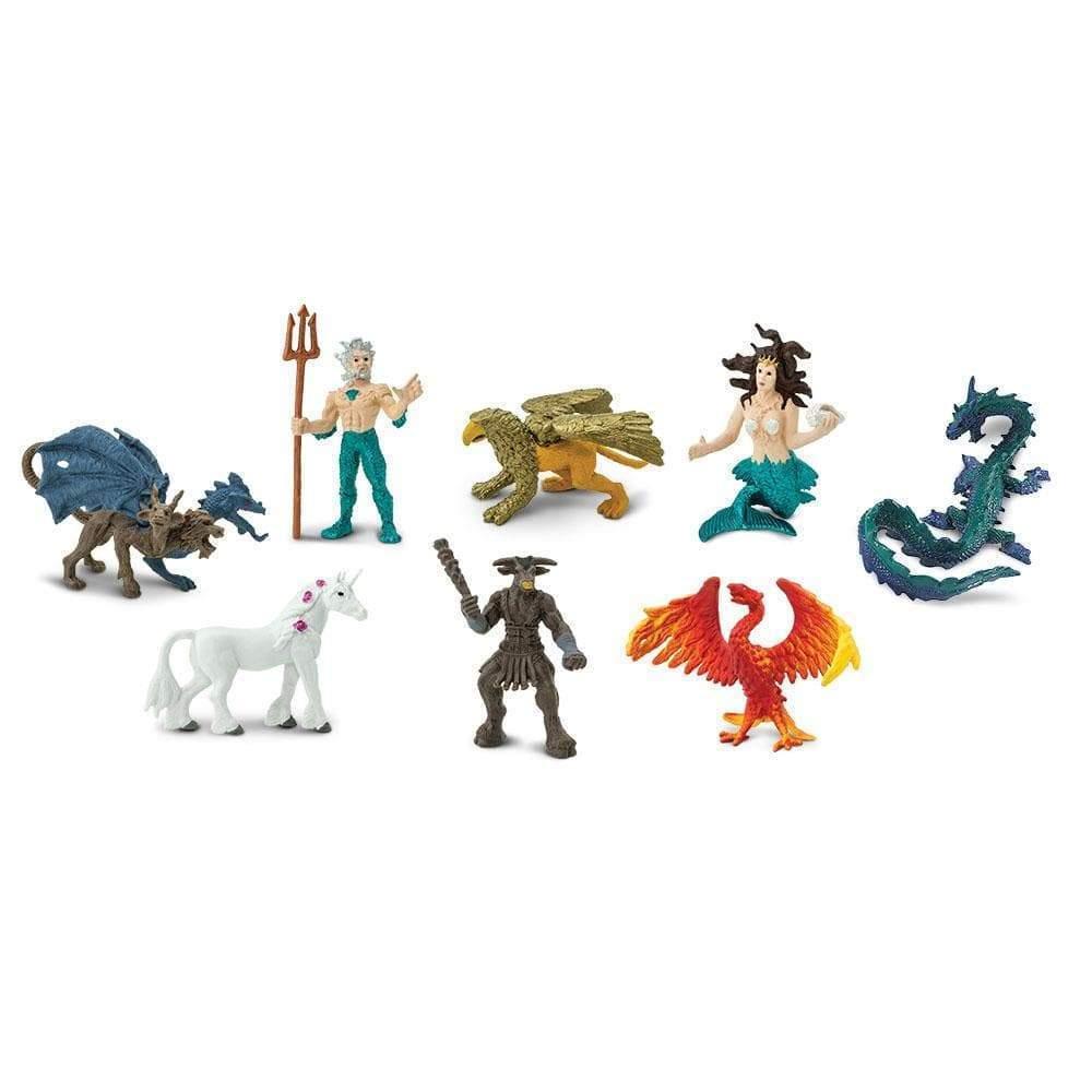 Набор фигурок Safari Ltd Герои Mифологии
