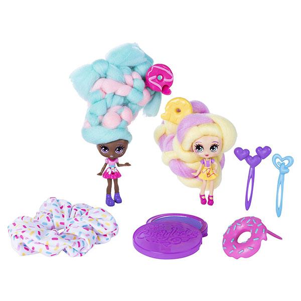 Купить Candylocks 6054389 Сахарная милашка Набор из двух кукол,