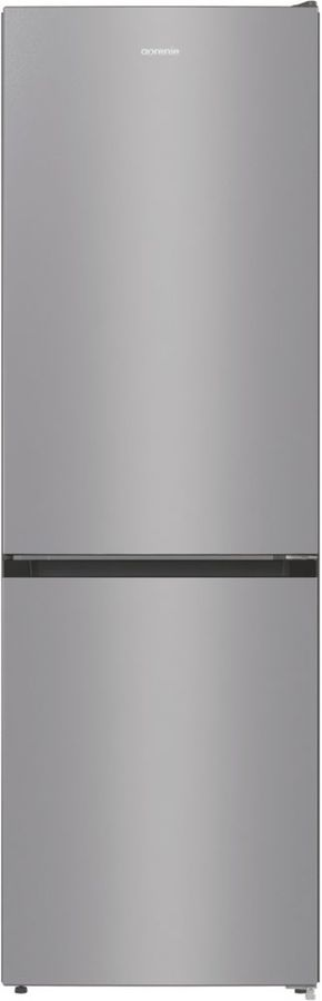 Холодильник Gorenje NRK6191ES4 Silver