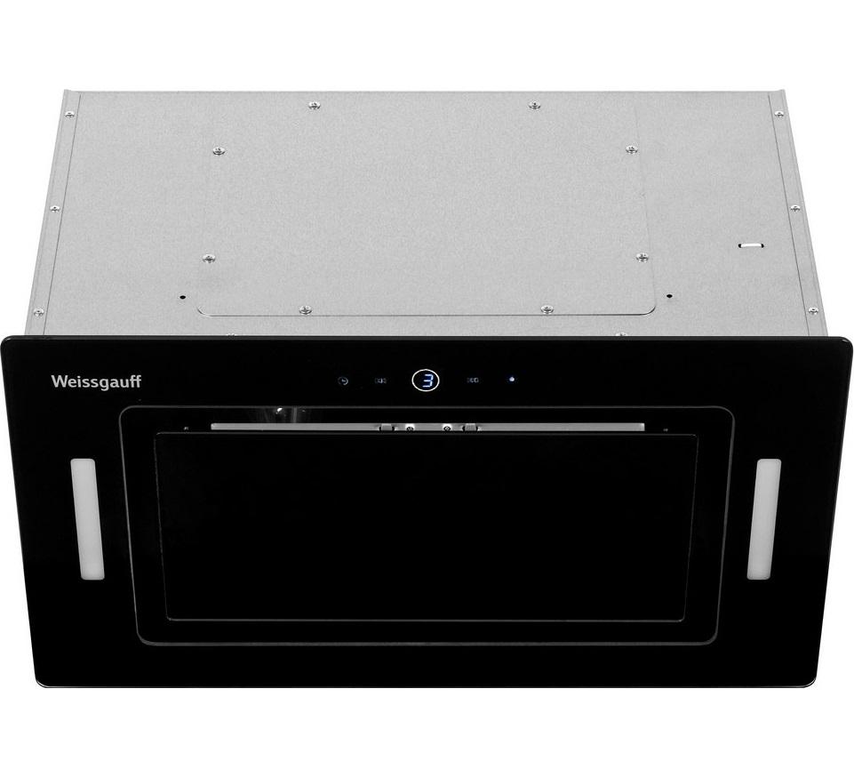 Вытяжка встраиваемая Weissgauff Aura 1200 Remote Black
