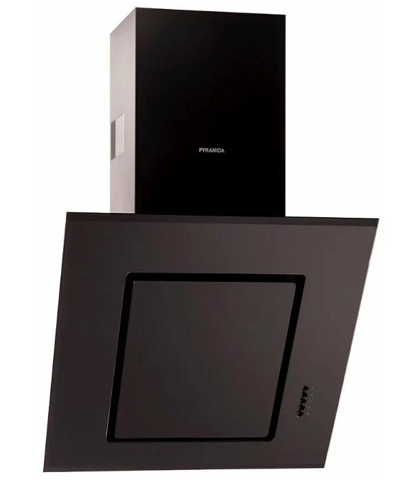 Вытяжка наклонная Pyramida BT 60 MU/U Black