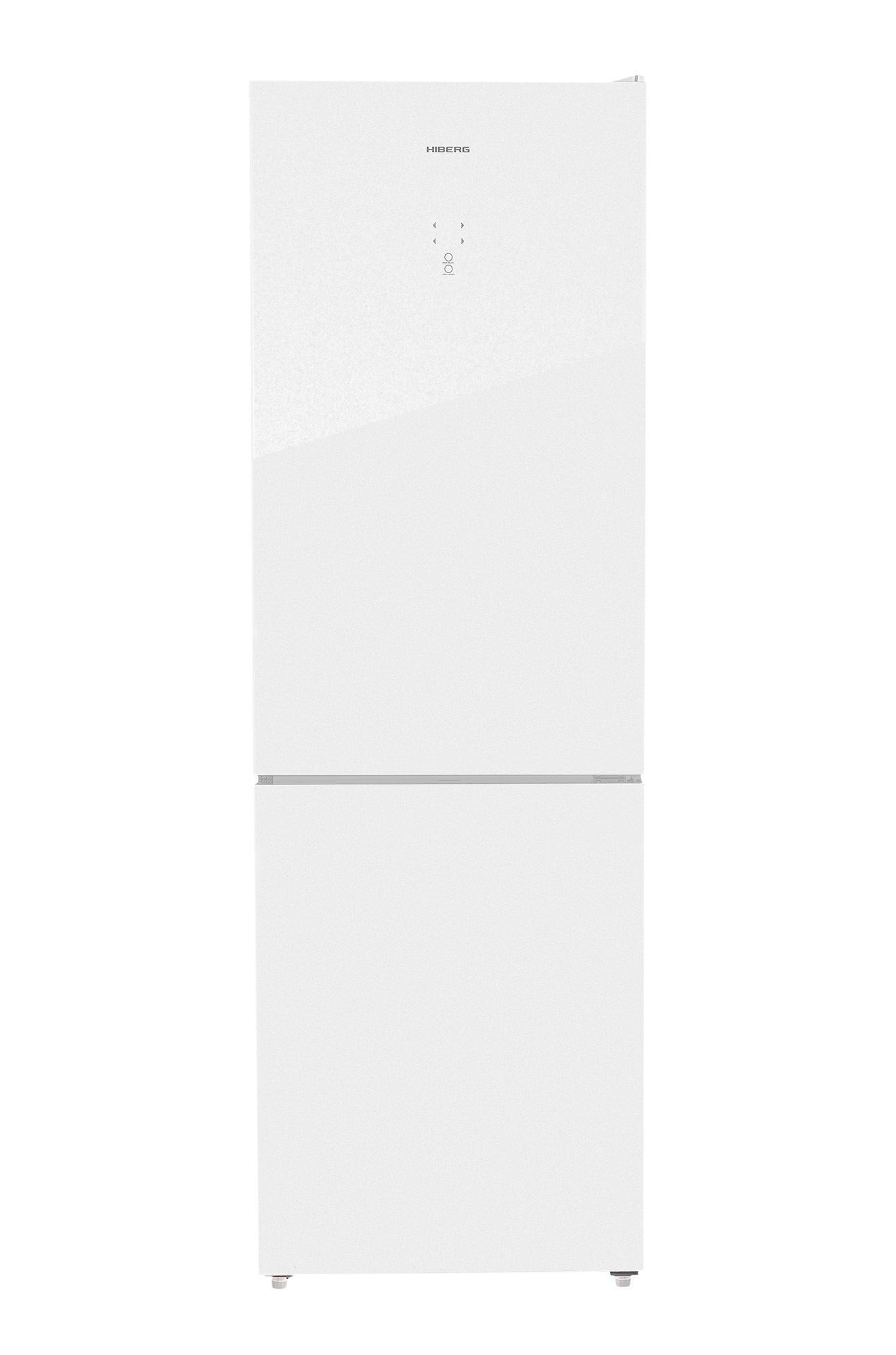 Холодильник Hiberg RFC 375DX NFGW