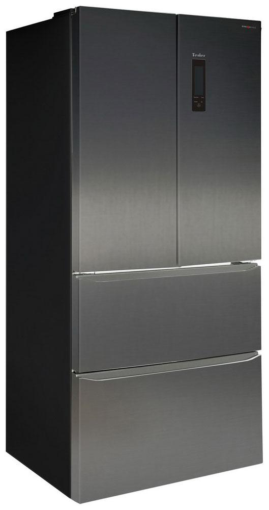 Холодильник Tesler RFD 430I Graphite