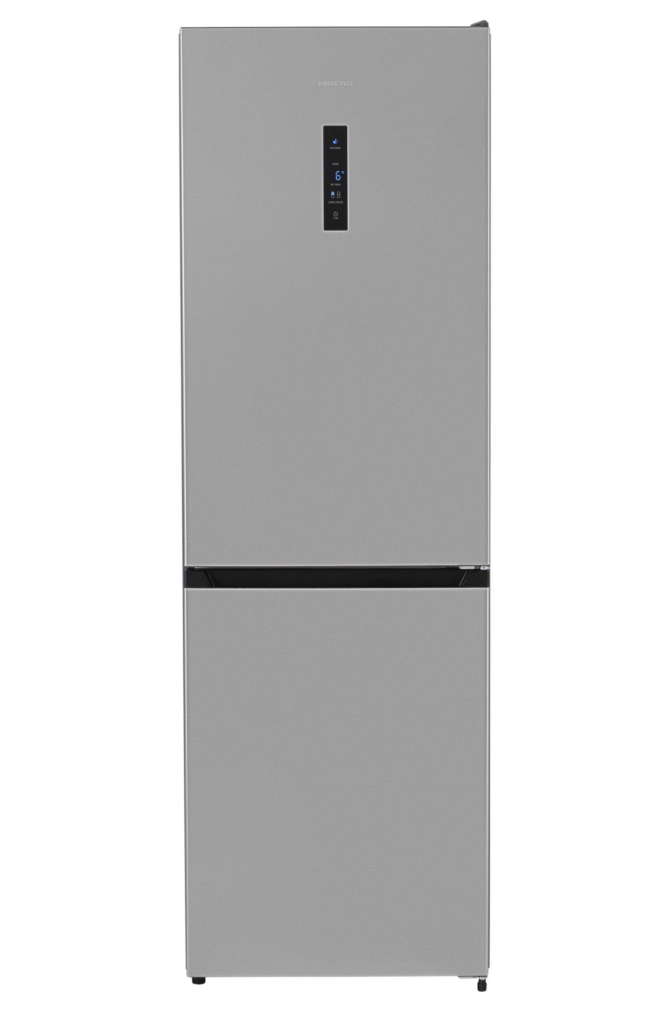 Холодильник Hiberg RFC 330D NFS