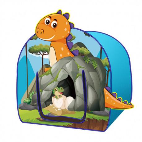 Купить Игровая палатка Динозаврик 78х75х106 см Наша Игрушка 644537, Наша игрушка,