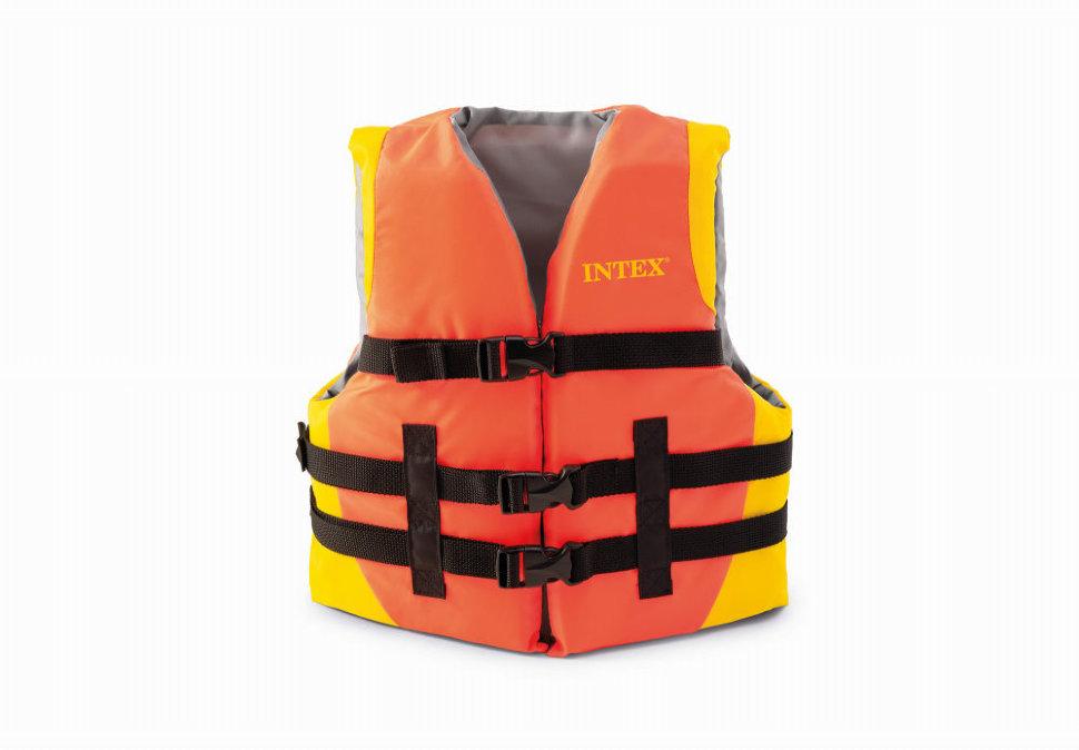 Купить Жилет для плавания для детей Intex с69680,