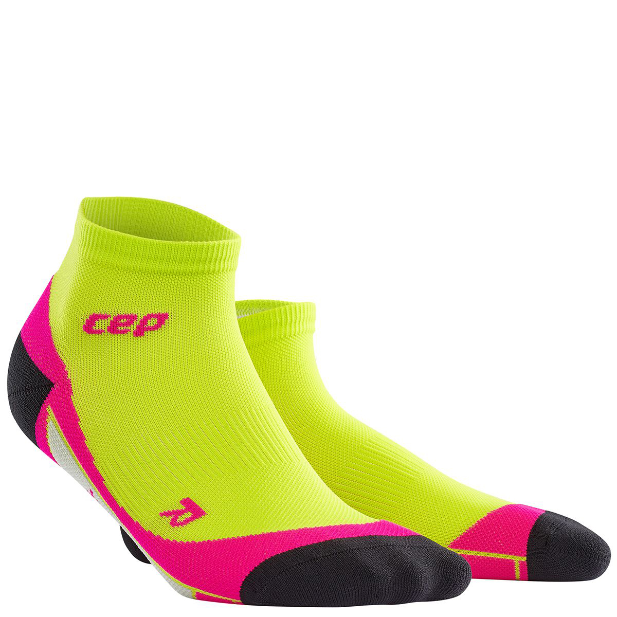 Носки CEP C090W-G4 желтые 41-43 RU