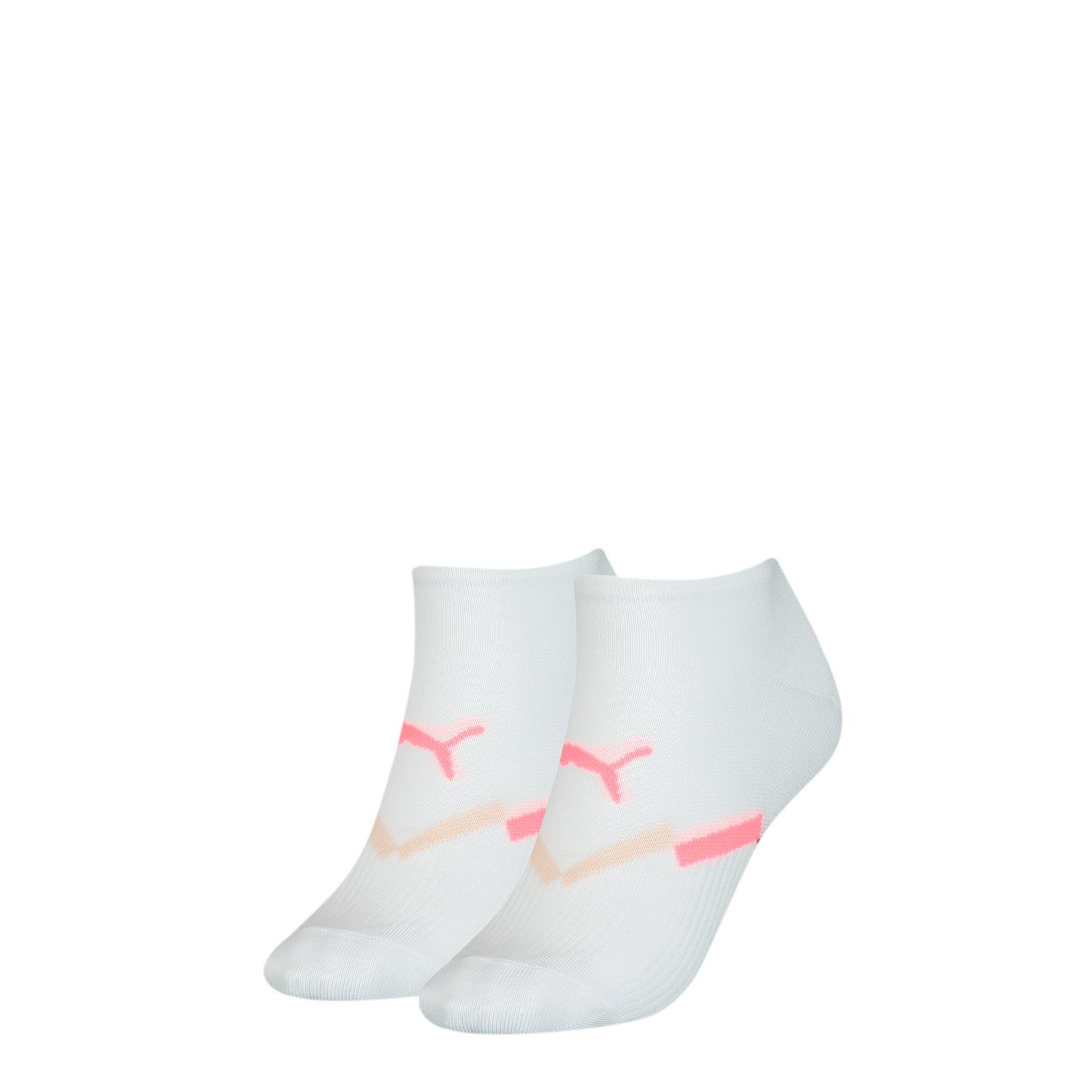 Набор носков женских PUMA 90797901 белых 35-38 RU