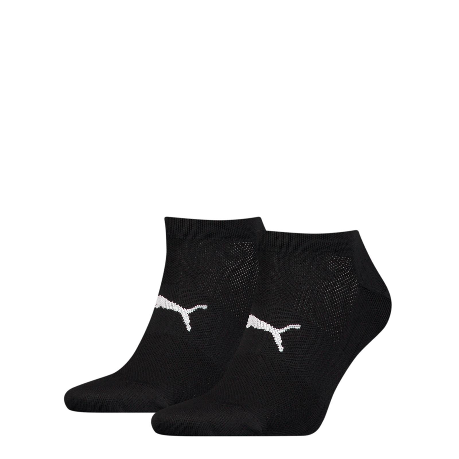 Набор носков женских PUMA 90710103 черных 35-38 RU