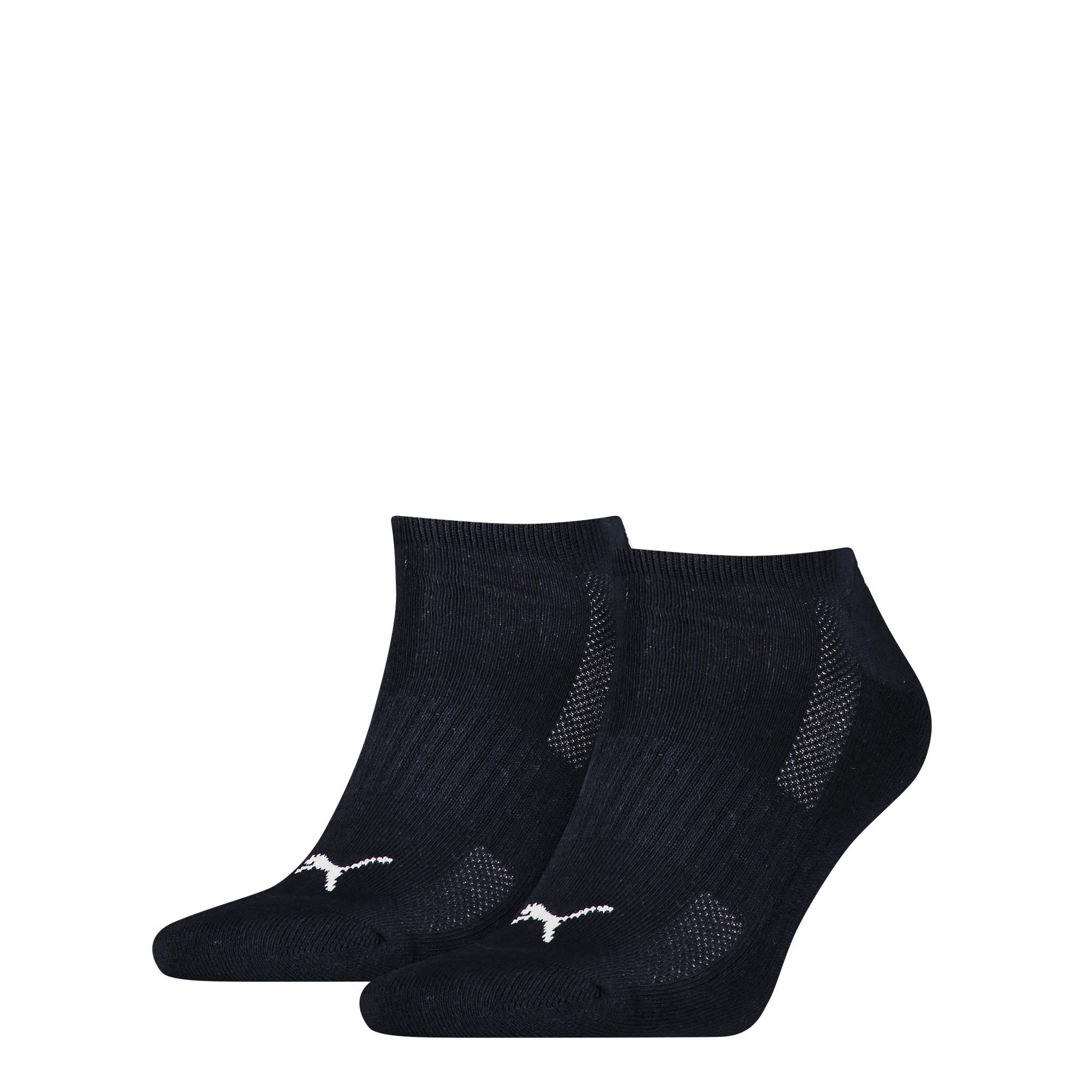 Набор носков женских PUMA 90680003 черных 39-42 RU