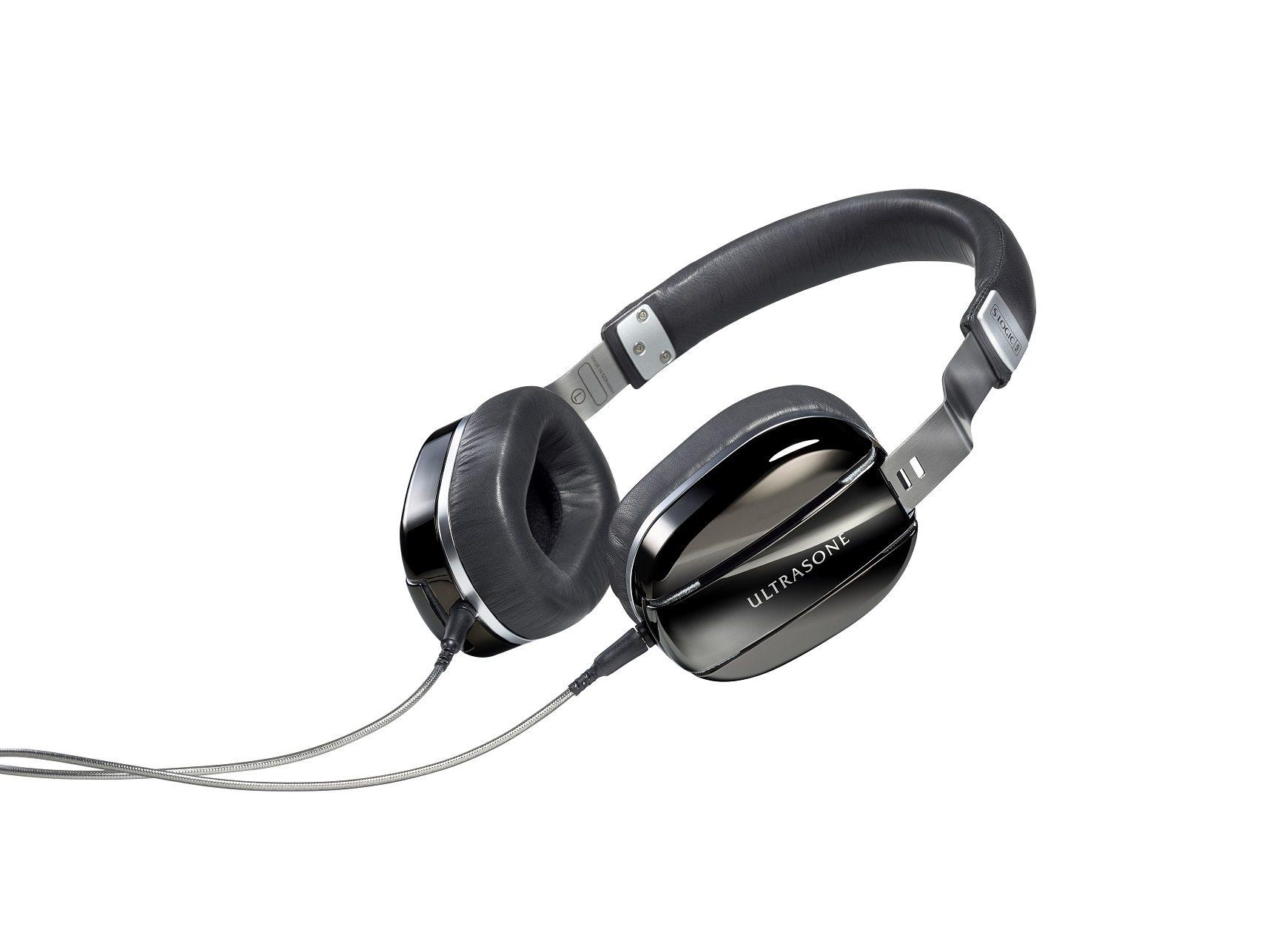 Наушники Ultrasone Edition M Black Pearl