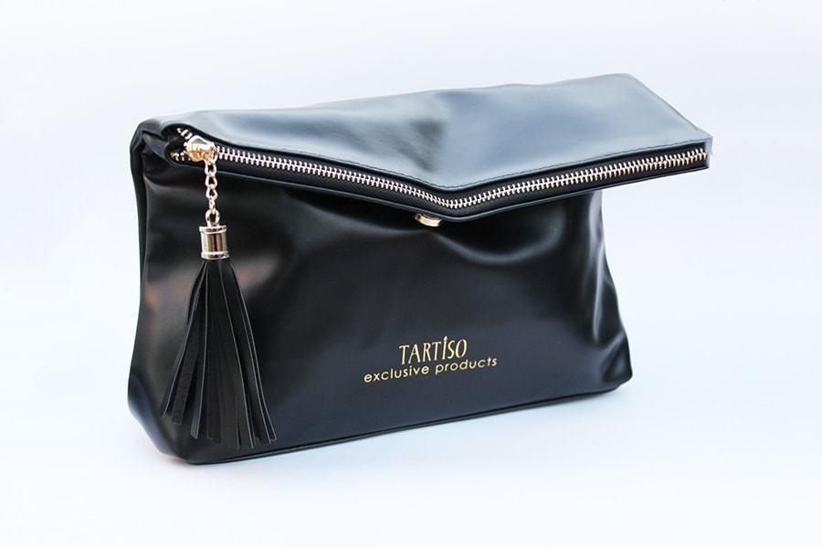 Косметичка женская TARTISO 87301595 черная