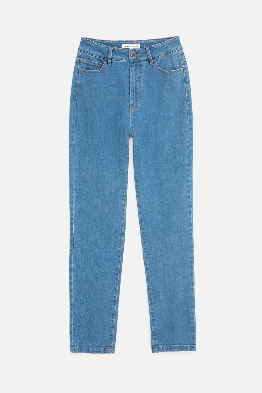 Джинсы женские Concept Club 10200440013 голубые XL