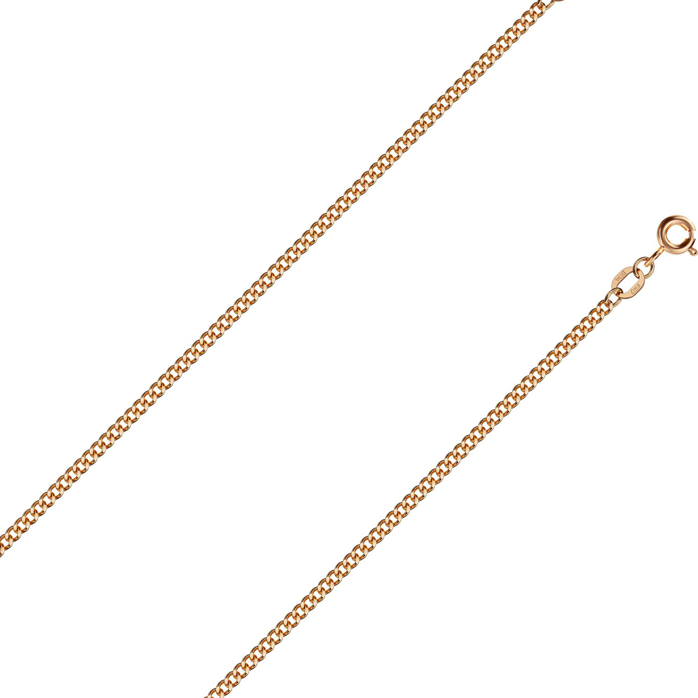 Браслет из красного золота р.18 Красцветмет NB-12-002-0-50