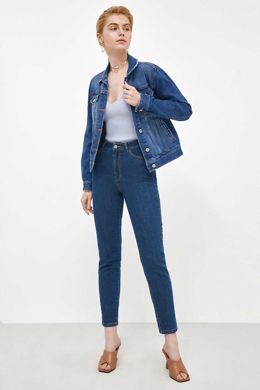 Джинсы женские Concept Club 10200160110w синие XL