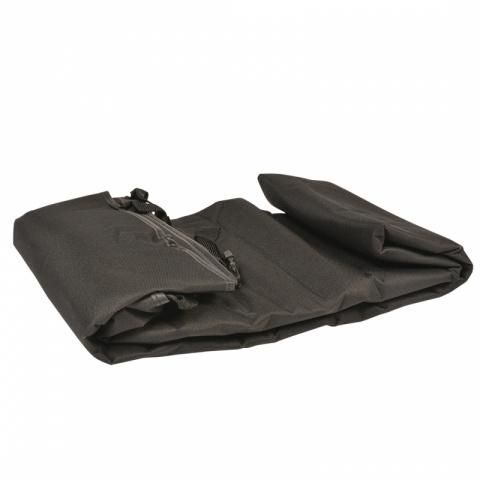 Чехол защитный автомобильный, DUVO+ чёрный,  140x122см
