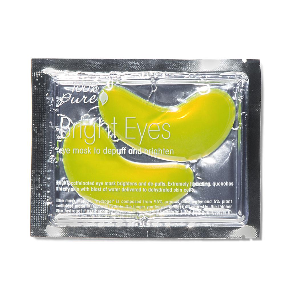 Маска для глаз 100% Pure, Сияние Восстанавливающая