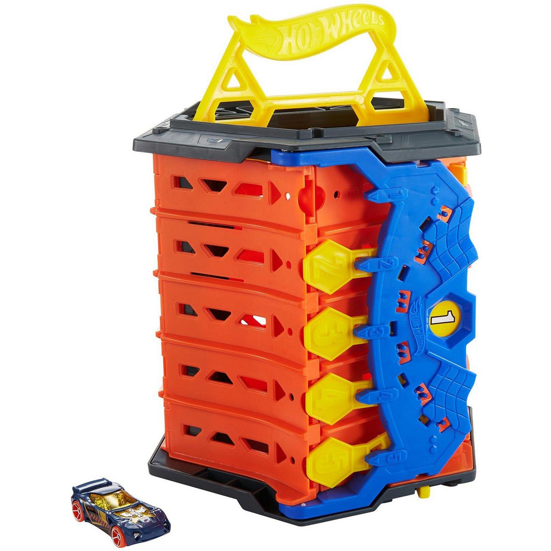 Купить Игровой набор Mattel Hot Wheels Экшн Портативный автотрек GYX11,