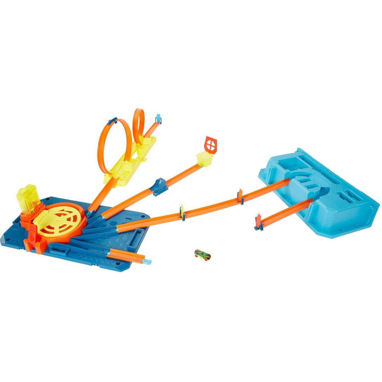 Купить Игровой набор Mattel Hot Wheels Трасс Мега-пуск GVG11,