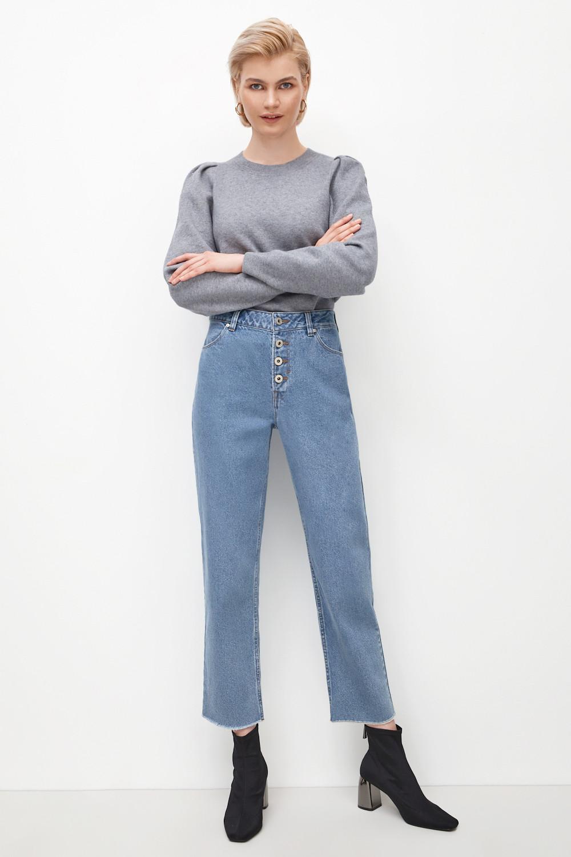 Джинсы женские Concept Club 10200160540 голубые S