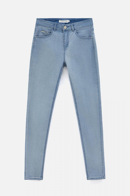 Джинсы женские Concept Club 10200160124w голубые M