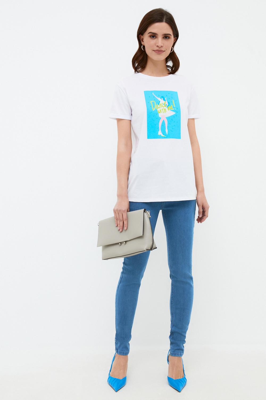 Джинсы женские Concept Club 10200160096w синие S