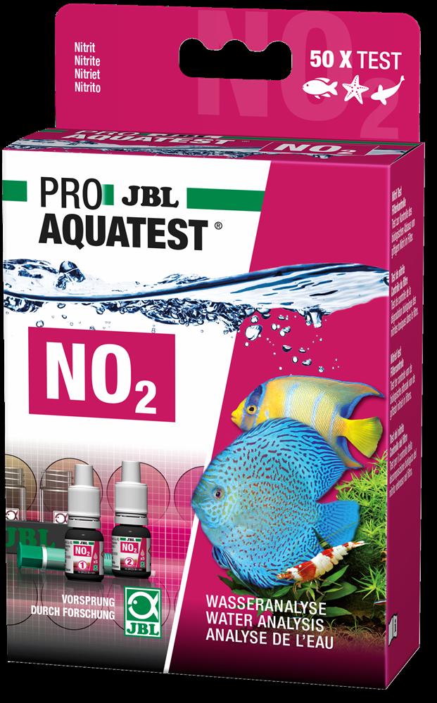 Тест JBL ProAquaTest NO2, для определения нитратов,