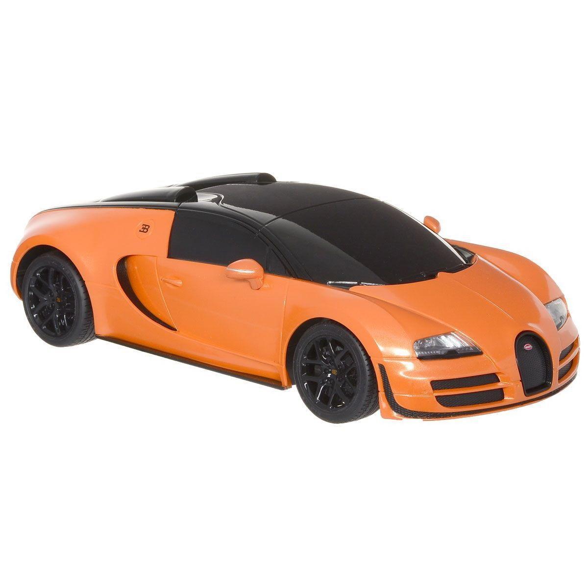 Купить Машина р/у 1:18 Bugatti Veyron Grand Sport Vitesse 53900O, Rastar group,